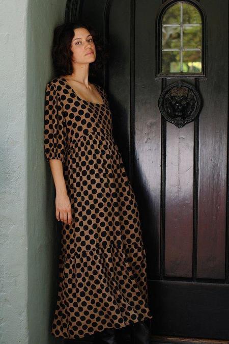 Rachel Pally Rayon Mae Dress - Dot