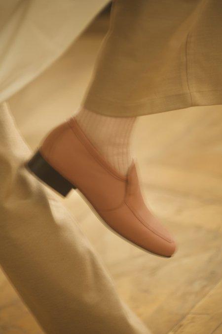Anne Thomas Léo Nappa Aragona shoes - brown