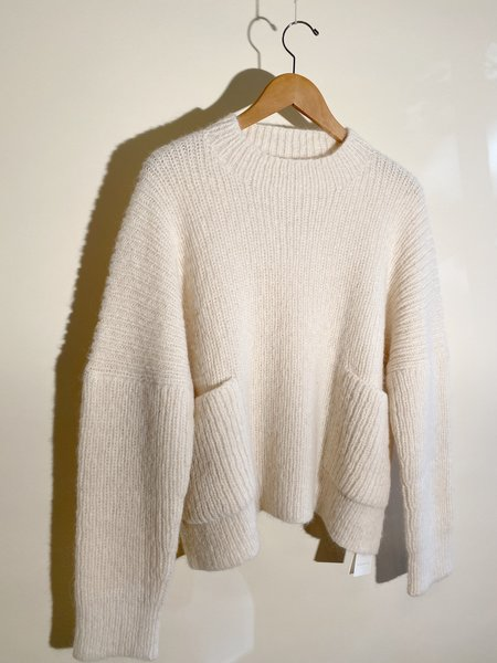 Lauren Manoogian Rib Pocket Pullover