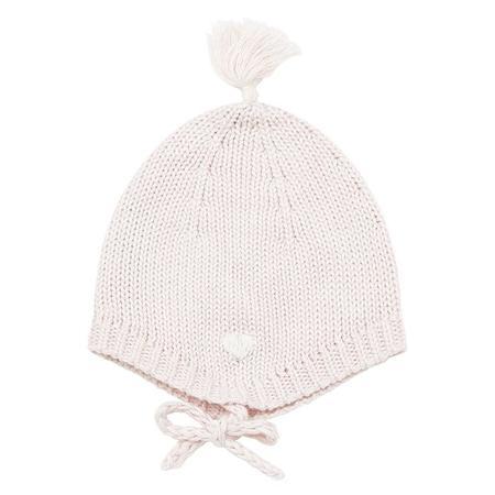 Kids Bonton Baby Hat - Rose Des Fleurs Pink