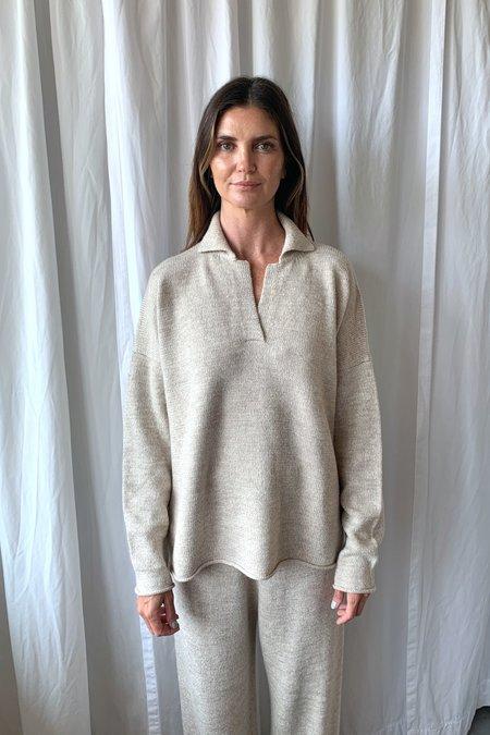 Lauren Manoogian Collar Pullover - Oak