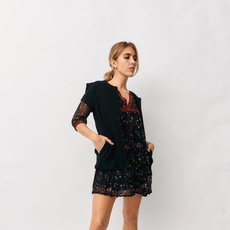 Marni Structured Short Sleeve Top