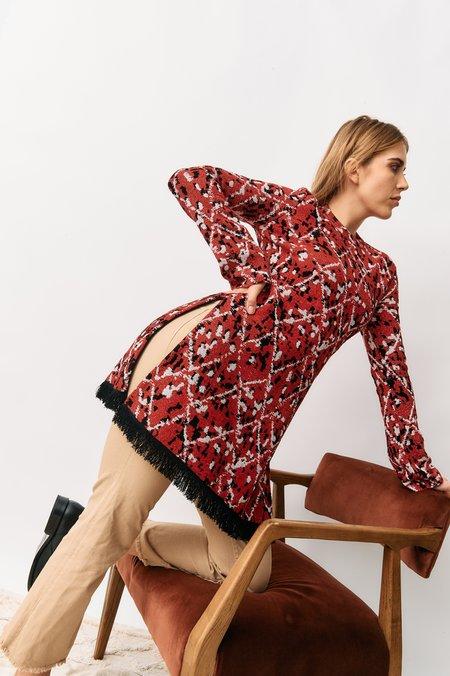 Proenza Schouler Knit Tunic Dress