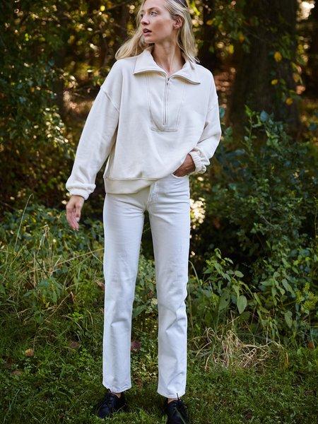 AGOLDE 90's Pinch Waist High Rise Straight Jeans - DRUM