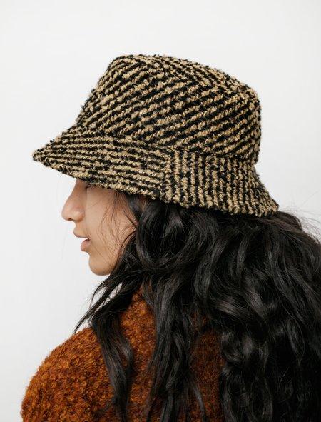 Our Legacy Bucket Hat - Cigar Stripe