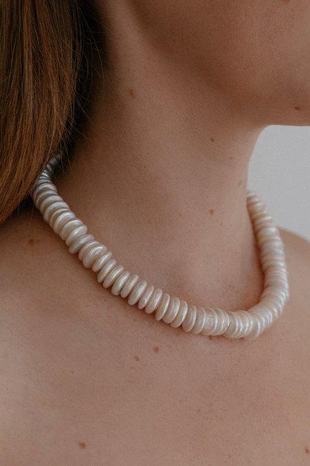 Vermeer Studio norah necklace - 14k gold-filled