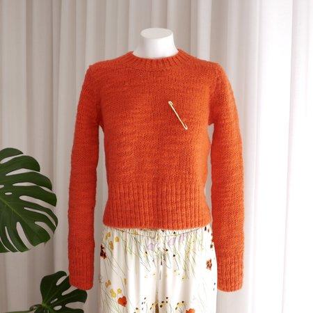 Rejina Pyo Wayne Sweater - Alpaca Red