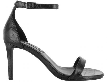 Senso QUELLE III sandals - EBONY