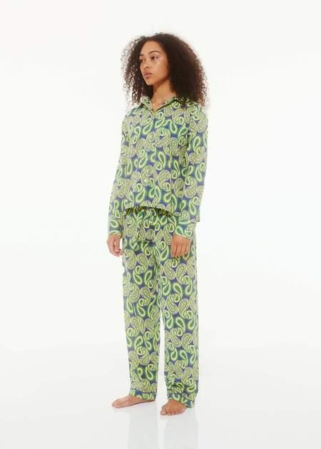 Gimaguas Paisley Pyjama
