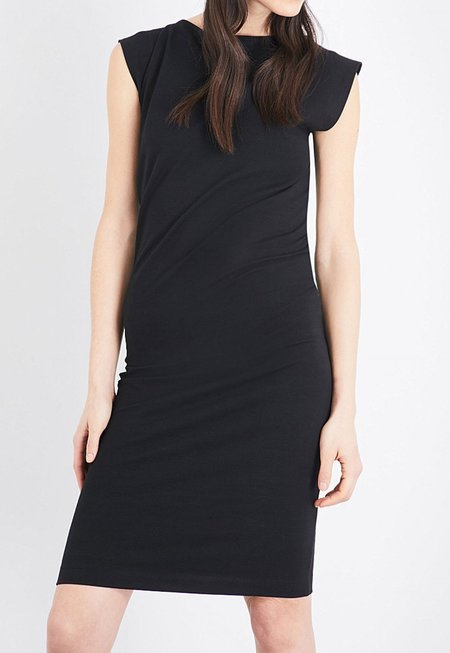 Study NY Twist Dress in Black