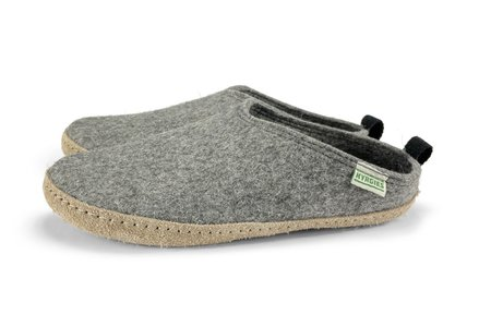 Kyrgies All Natural Slides - Gray