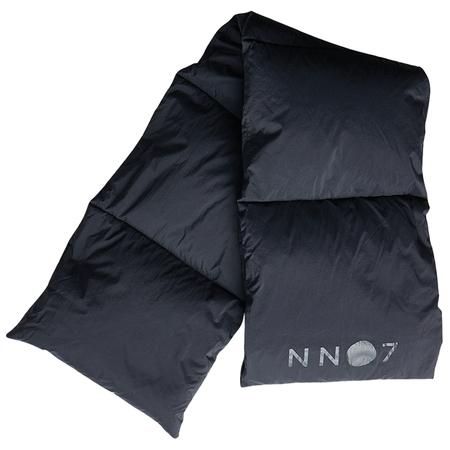 NN07 Down Scarf - Black