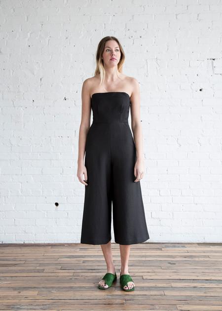 Rachel Comey Summons Jumpsuit Black