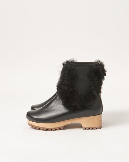 Beklina Low Clog Boot - Black