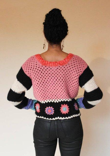 Tach Clothing Ester Sweater - multi