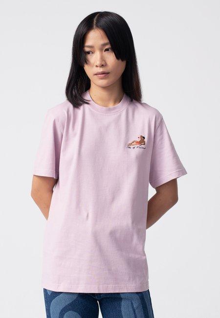 Carne Bollente Gays Of Wonder T-Shirt - washed pink