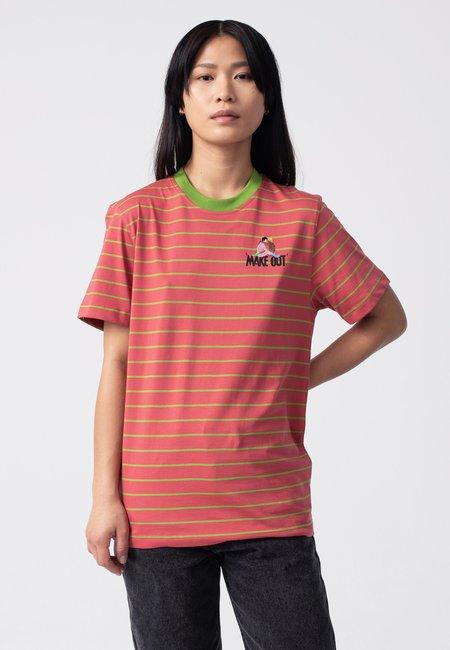 Carne Bollente Lust In Desire T-Shirt - stripe