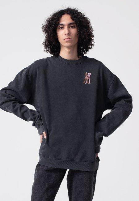 Carne Bollente My Bare Gays Sweater - Black