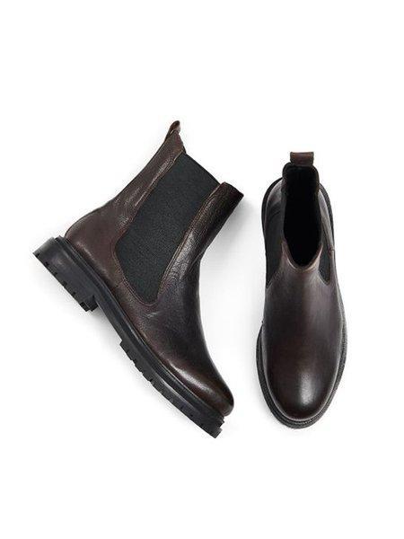 Hudson Beador Chelsea Boot - Brown