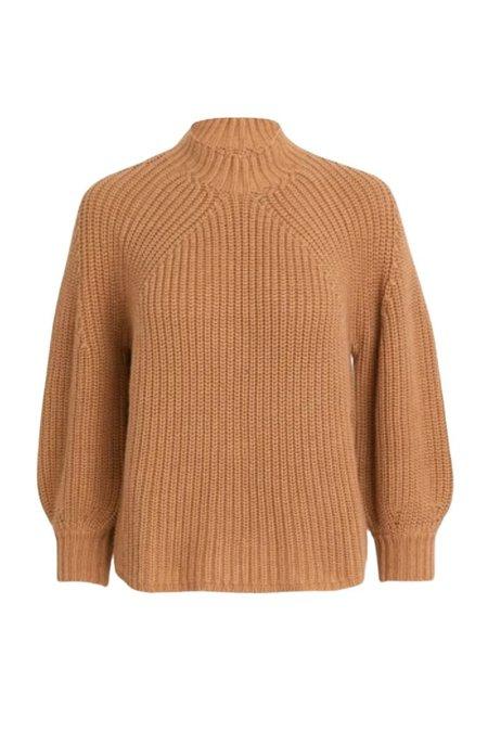 Apiece Apart Eco Nueva Merel Sweater - Camel