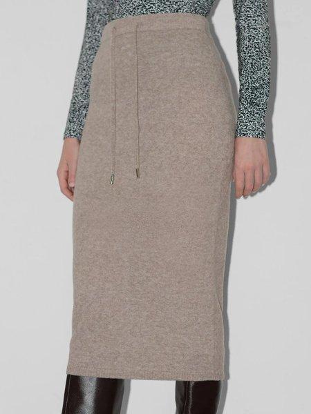Great Plains Carice Skirt - Oatmeal