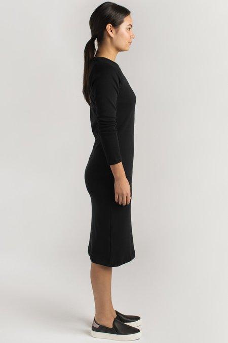Pillar Relax Dress - Black