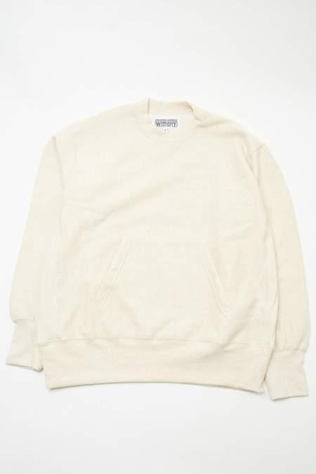Engineered Garments Workaday Utility Sweat Shirt - Natural