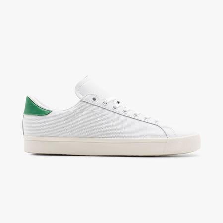adidas Originals Rod Laver Vintage SNEAKERS - White/Green