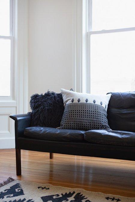 Erica Tanov Temple Throw Pillow - Natural