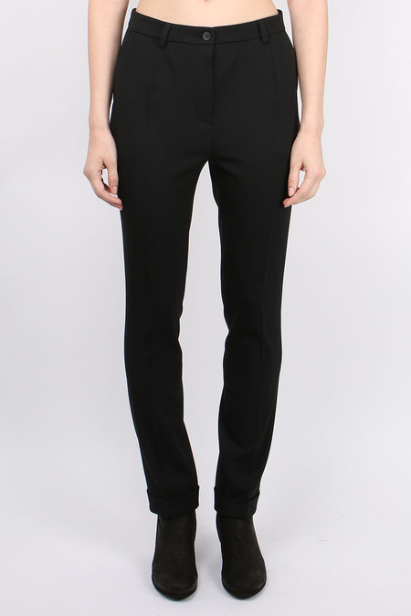 Samuji Elliot Trousers - BLACK