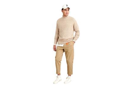 Alex Mill Alex Alpaca Sweater - Oatmeal