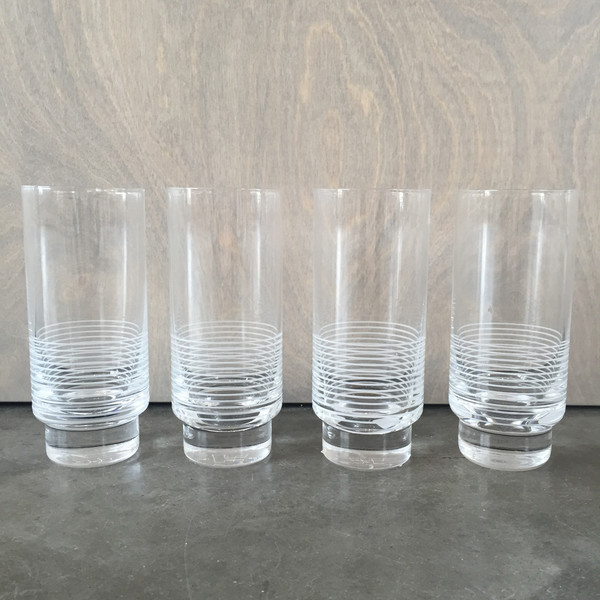 KONTEXTUR Tumbler Glassware Set - Large