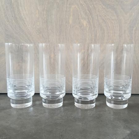 KONTEXTUR Tumbler Glassware Set - Large