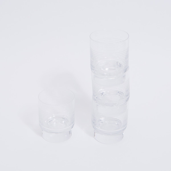 KONTEXTUR Tumbler Glassware Set - Small