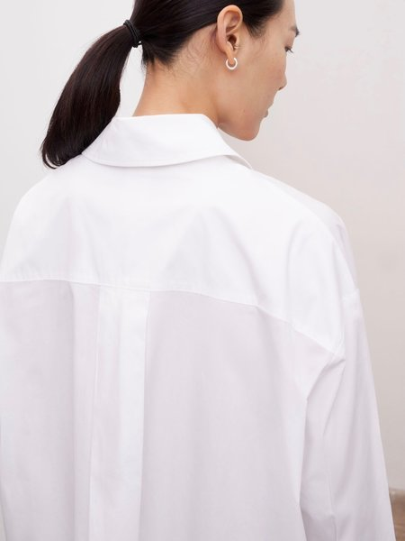 Kowtow Playground Dress - White