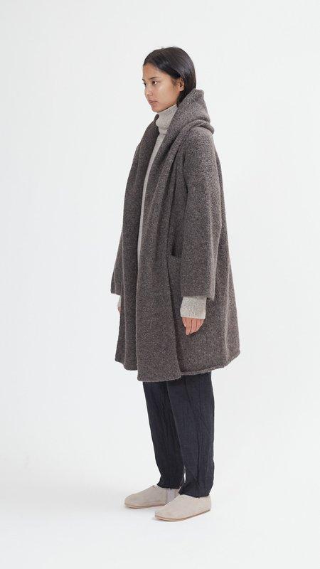 Lauren Manoogian Capote Coat - Blackened