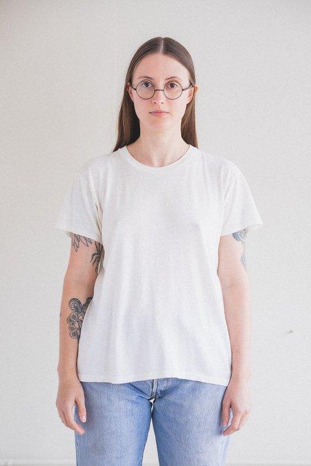 VINTAGE WHITE TEE 31 - White