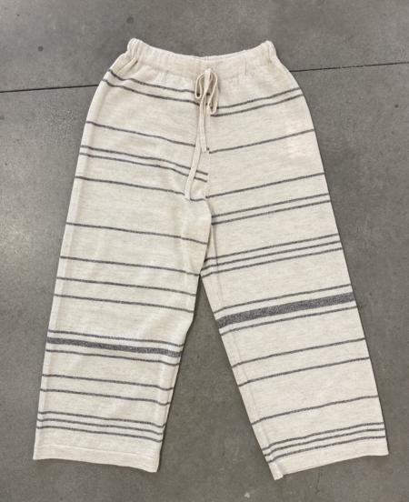 Lauren Manoogian Banded Pants - Blackened Marl