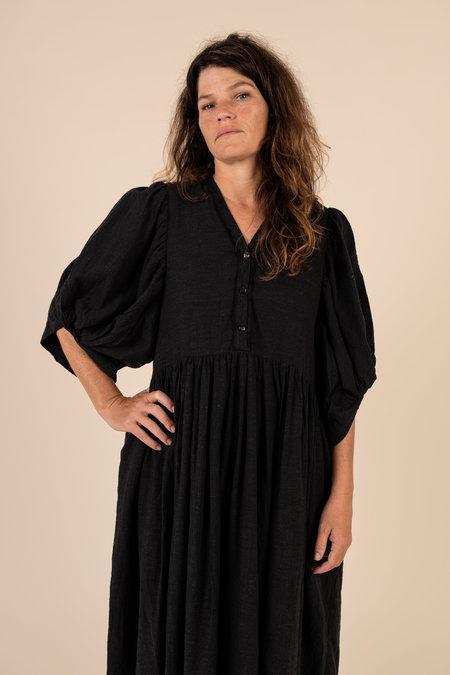 Elsa Esturgie Fable Dress - Carbon