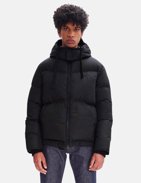 A.P.C. Ugo Down Puffer Jacket - Black