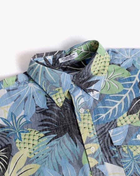 Engineered Garments Popover Shirt - Hawaiian Floral Print