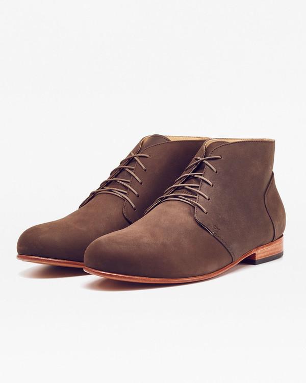 Nisolo Emilio LE Chukka Boot Steel