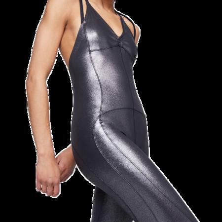 adidas by Stella McCartney Training One SH Women GU1582 BODYSUIT - Silver
