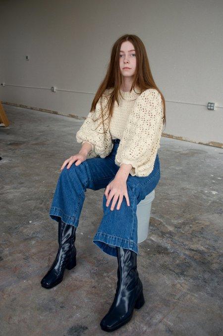 Paloma Wool Neptuno III Boot - Midnight Blue