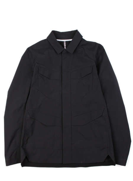 Arc'teryx Veilance Field Overshirt Black