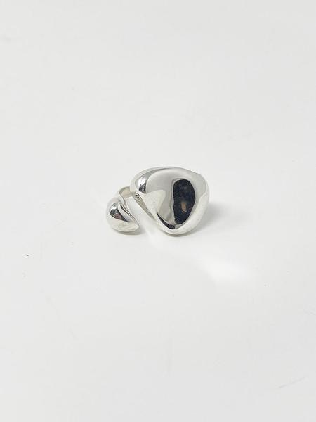 Faris Nug Ring - Silver