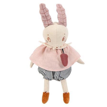 Kids Moulin Roty Aprés La Pluie Musical Rabbit Toy
