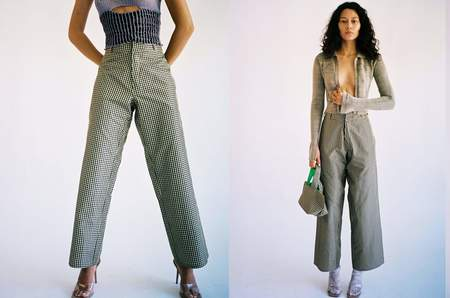 Unisex Coming of Age Pant - Gingham