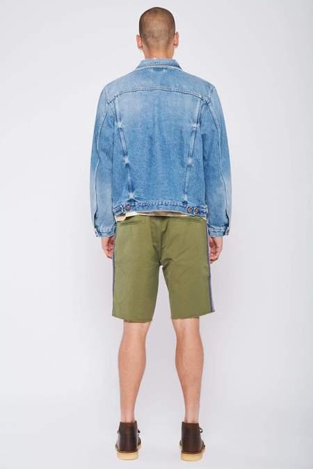PRESIDENTS Arturo Vintage Denim Jacket - Denim Blue