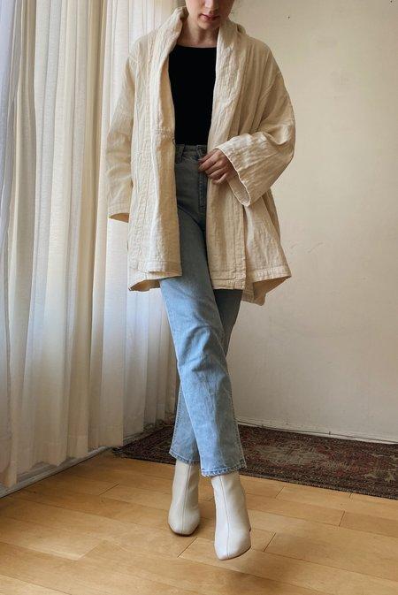 Atelier Delphine Haori Coat - Kinari